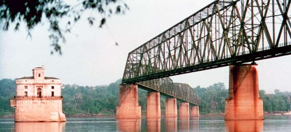 Chain of Rocks Bridge, St Louis