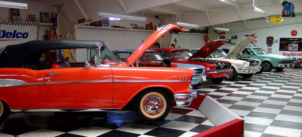 Route 66 Auto Museum, Santa Rosa