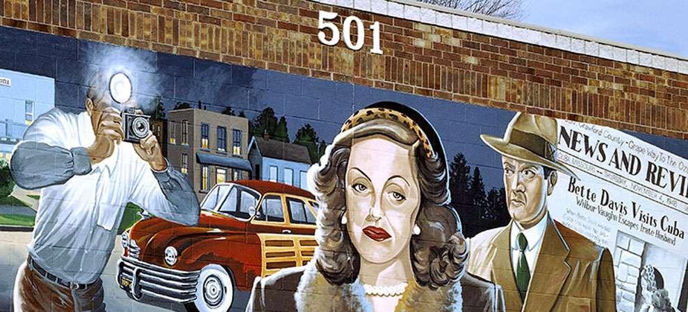 Route 66 Mural City, Cuba