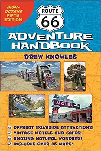 Route 66 Adventure Handbook - Drew Knowles