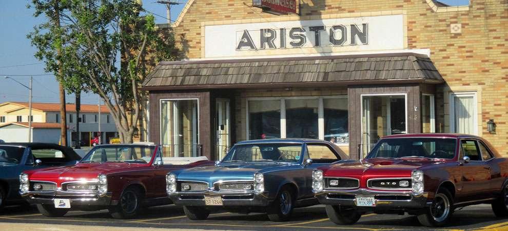 The Ariston Café, Litchfield