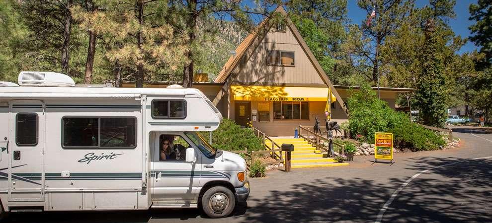 Flagstaff KOA Campground, Flagstaff