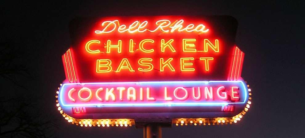 Dell Rhea's Chicken Basket, Willowbrook