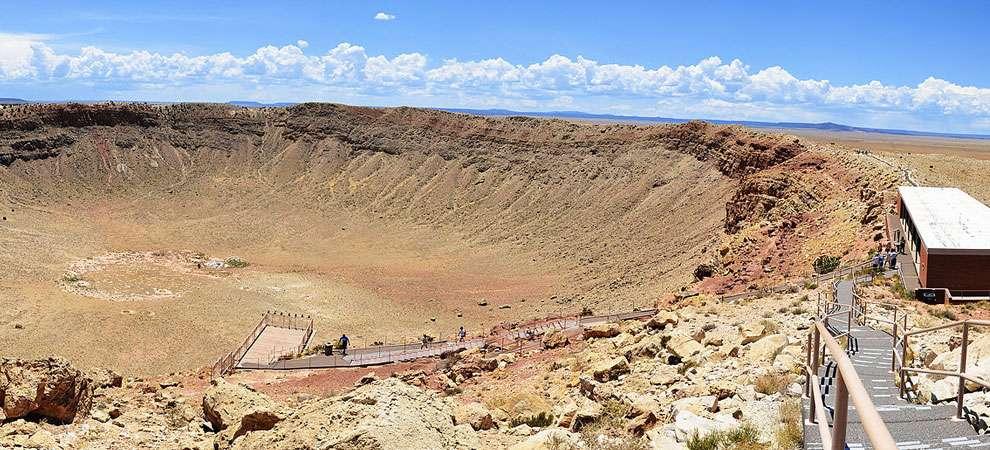 Meteor Crater, Meteor City