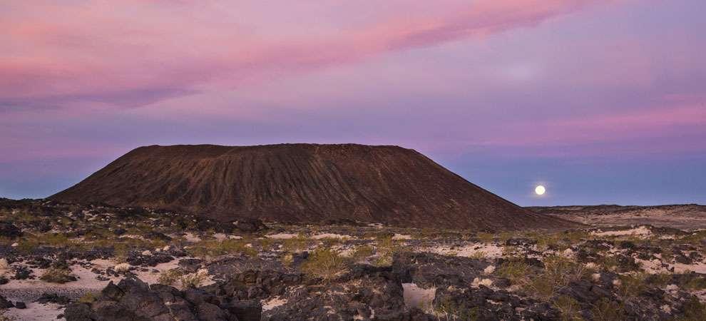 Amboy Crater, Amboy