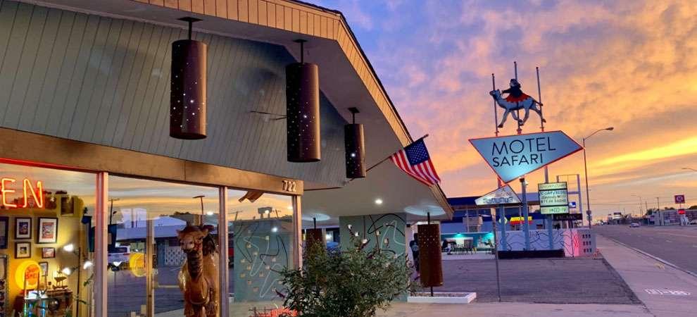 Motel Safari, Tucumcari