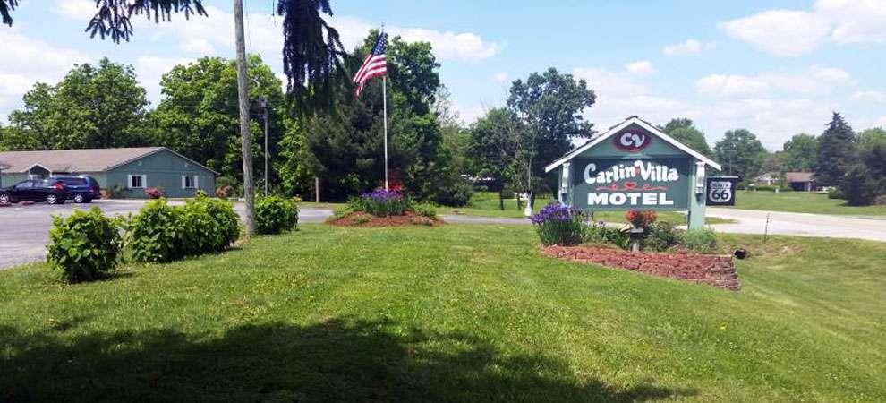 CarlinVilla Motel, Carlinville