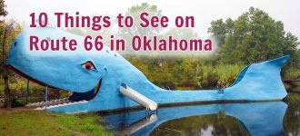 10 Things to See on Route 66 in Oklahoma