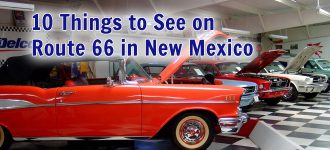 10 Things to See on Route 66 in New Mexico