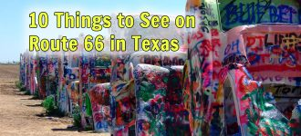 10 Things to See on Route 66 in Texas