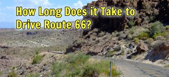 How Long Does it Take to Drive Route 66?