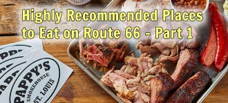 Highly Recommended Places to Eat on Route 66 - Part 1