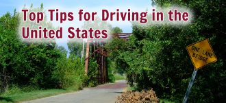 Top Tips for Driving in the United States